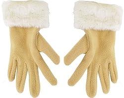 True Gear Women's Winter Gloves (Tan)