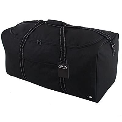 Extra Large Weekend Travel Sports Duffle Holdall Big Bag - 30 & 34 Inch -