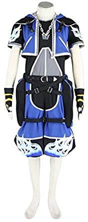 Going Coser Kingdom Hearts Riku Cosplay Costume (Large, Multi)