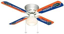 Ceiling Fan Designers 7999-FLA New NCAA FLORIDA GATORS 42 in. Ceiling Fan