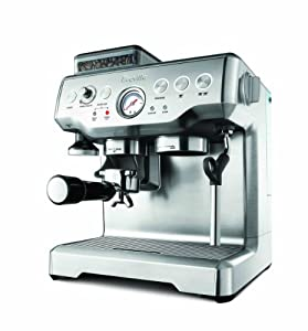 Breville Barista Express BES860XL Machine with Grinder from Breville