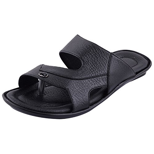 Shoe Track Shoe Track Men's Athletic & Outdoor Synthetic Black Sandals