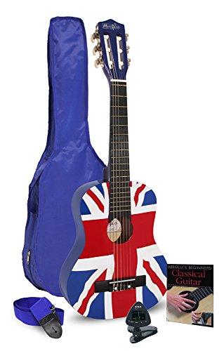 Music Alley Chitarra da bambino, GB FLAG