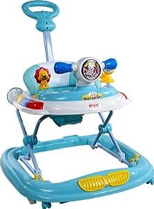 Baby Walker - Andador con actividades - Primeros Passos ARTI Ufo 6310AT Blue por ARTI - BebeHogar.com