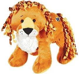 Webkinz Curly Lion - 1
