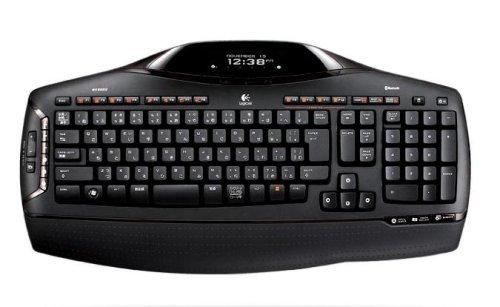 LOGICOOL ワイヤレスデスクトップ キーボード&マウスセット レボリューション Bluetooth採用  MX-5500