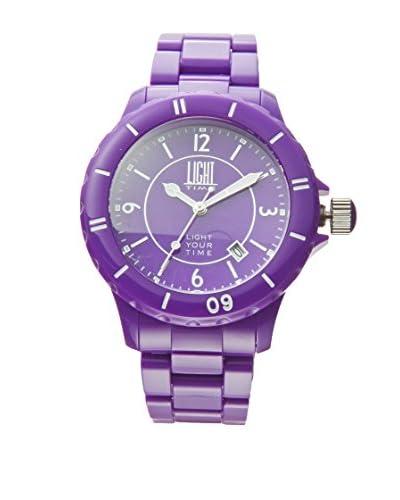 Light Time Reloj Colours Morado