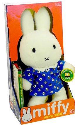 Miffy Plush Doll with Dress & Bonus DVD - Buy Miffy Plush Doll with Dress & Bonus DVD - Purchase Miffy Plush Doll with Dress & Bonus DVD (Play Along, Toys & Games,Categories)