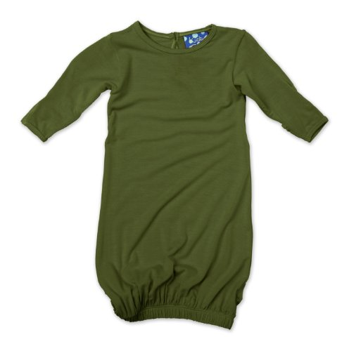Eco-Friendly Layette Gown
