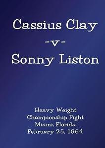 Cassius Clay -v- Sonny Liston