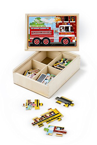 Melissa & Doug Deluxe Vehicles in