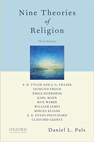 Nine Theories of Religion written by Daniel Pals