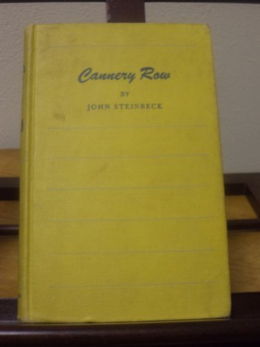 the theme and major characters in cannery row a novel by john steinbeck The true message of cannery row in cannery row, john steinbeck reminds people about this important theme the main plot of this novel is centered.