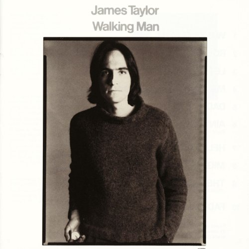 Walking Man (1974) (Album) by James Taylor