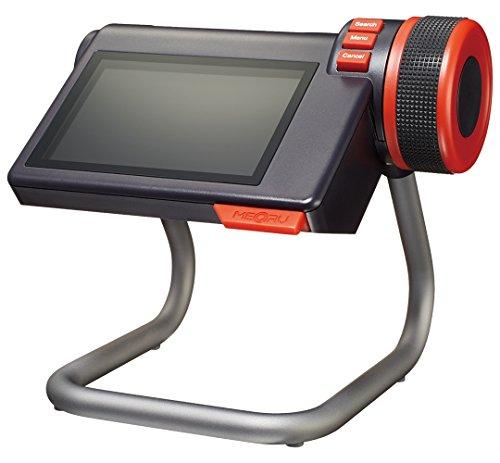 キングジム デジタル名刺ホルダー「メックル」 ネイビーブラック MQ10クロ