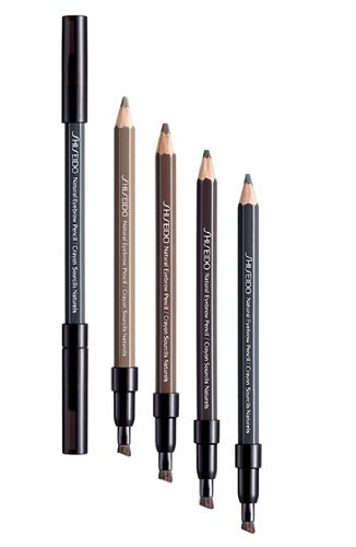 Shiseido Natural Eyebrow Pencil matita per sopracciglia n. BR603 light brown