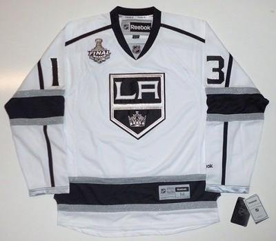 Kyle Clifford 2012 Stanley Cup Los Angeles Kings Reebok Away Jersey - Large