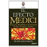 El efecto Medici: Percepciones rompedoras en la intersección de Ideas, Conceptos y Culturas