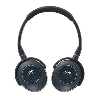 JVC HANC250 High-Grade Noise-Canceling Headphones