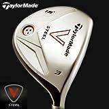 TaylorMade(テーラーメイド)V-STEEL(Vスチール)フェアウェイウッド RE*AX V FW TOURカーボンシャフト装着