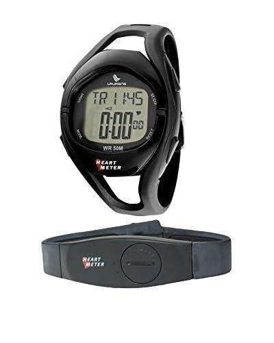 Laurens Reloj de cuarzo 026895AA Negro 46 mm