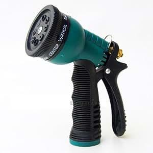5 Position Sprayer Garden Hose Nozzle With