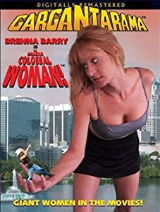 Gargantarama attack of the 50ft woman dvd for Attack of the 50 foot woman t shirt