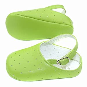 Cuquito - Zapatos primeros pasos de cuero para niña marca CUQUITO - BebeHogar.com