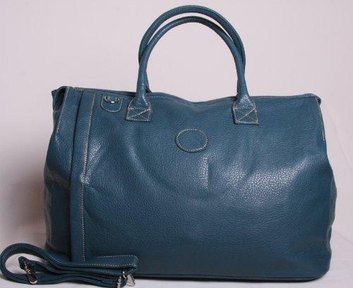 L&S Reisetasche Blue