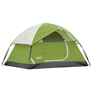 Coleman Sundome 2 7'x5' 2 Person Tent