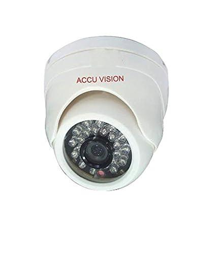 Accu Vision AV-HQIS92IR 920TVL 24 IR Dome Camera
