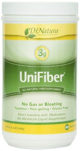 Drnatura Unifiber, Natural Fiber Supplement, 8.4-Ounce