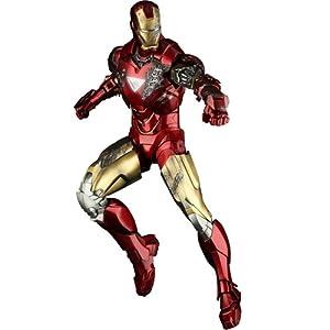 ... Iron Man Mark VI -...