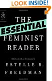 The Essential Feminist Reader (Modern Library Classics)