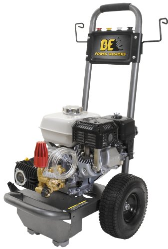 Be Pressure B2765Hc Gas Powered Pressure Washer, Gx200, 2700Psi, 3 Gpm front-77401