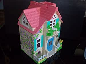 Fisher Price Sweet Streets 2 Story Playhouse Cottage