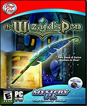 Popcap The Wizard's Pen 400 Pages Of Hidden Objects Special Challenges 10 Magic Potions Popular