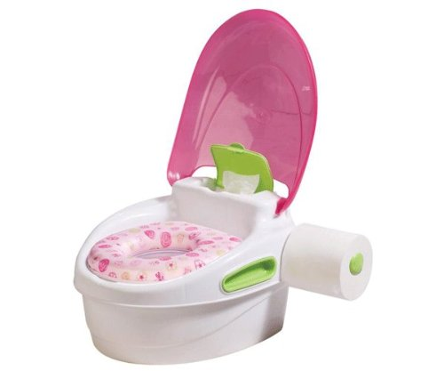 Summer Infant Reward Potty and Step Stool - Pink