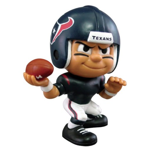 Texas Longhorns NCAA Lil Teammates Vinyl Quarterback Sports Figure-By BlueTECH (Lil Teammates Longhorns compare prices)