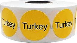 Turkey Deli Labels - 1\