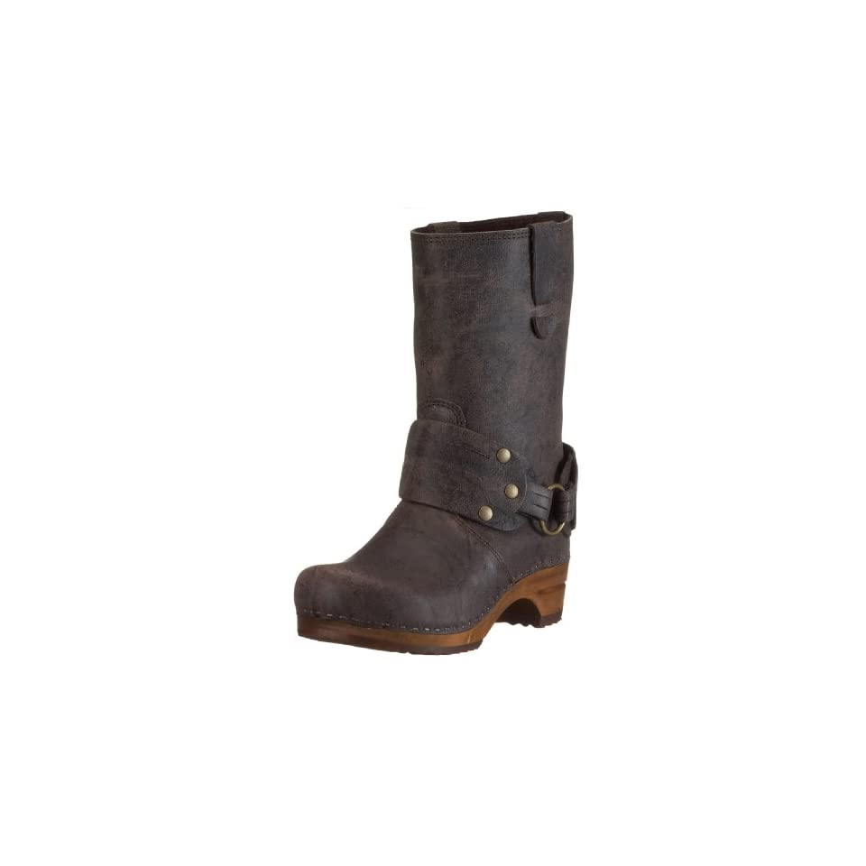 24f9b7086 Sanita Mohawk Wooden Clog Boots (Art 452203) on PopScreen