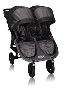 Baby Jogger City Mini GT Double Stroller, Black Shadow by BaJogger