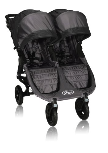Baby Jogger City Mini Gt Double Stroller Black Shadow