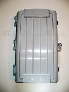 Cableguard cg 2000 coax demarcation enclosure outdoor - Sealing exterior electrical boxes ...