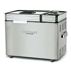 Cuisinart CBK-200 2-Pound Convection Automatic Bread Machine by Cuisinart