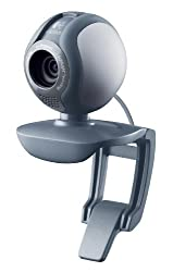 Logitech 960-000371 Webcam (Silver)