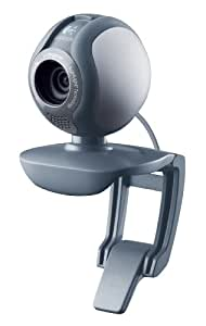 Logitech Webcam C500 with 1.3MP Video and  Built-in Microphone [Retail Packaging]
