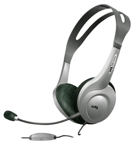 Cyber Acoustics 3 In 1 Stereo Headset (Ac208)