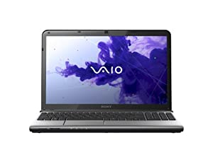 Sony VAIO E15 Series SVE15124CXS 15.5-Inch Laptop (Silver)