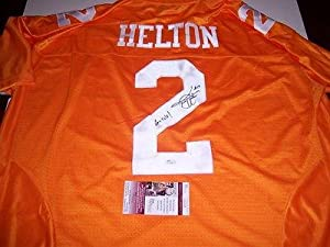 Todd Helton Autographed Jersey - Tennessee Volunteers go Vols Jsa coa - Autographed... by Sports+Memorabilia